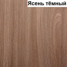 """Кухня """"Оля"""" 2,0 м. ЛДСП (ясень темный-ваниль)"""