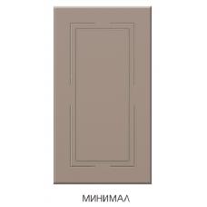 """Кухня """"Оля"""" 2,0 м. МДФ Минимал (капучино ваниль глянец)"""