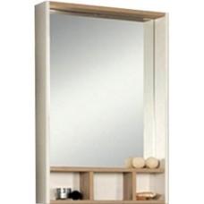 Зеркало-шкаф Акватон ЙОРК 60 белый/дуб сонома
