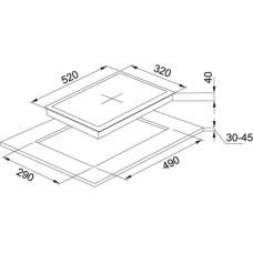 Linear  FHGL 301 1TC BK C
