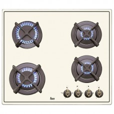 Поверхность газовая TEKA ER 60 4G AI AL WHITE CREAM (Россия)